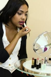tests de produits cosmétiques